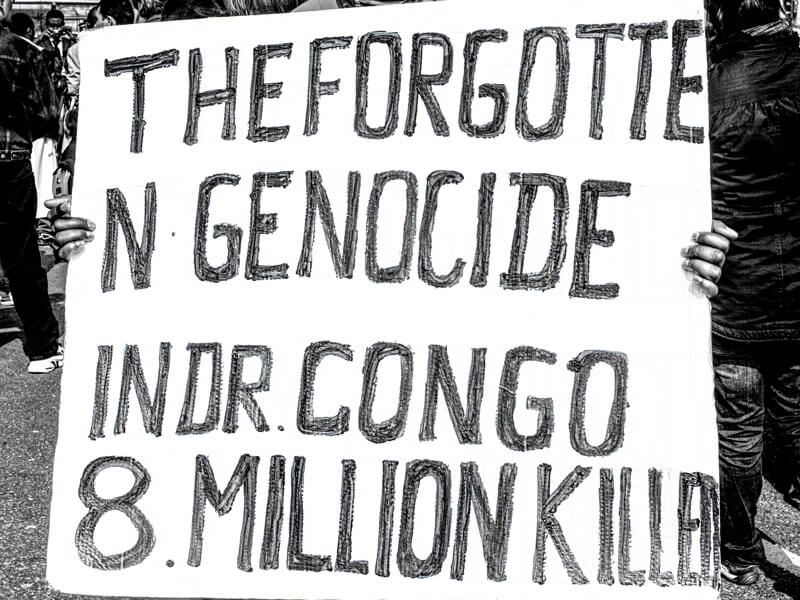 forgotten genocide in dr congo