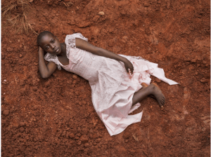 ©Pieter Hugo: Portrait #12 Rwanda from the series 1994